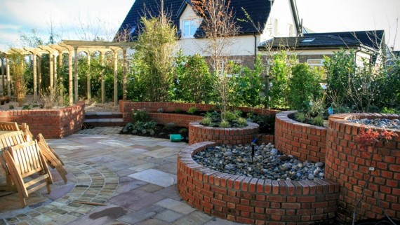 Newtown Saunders Ltd Dementia Friendly Garden Specialists