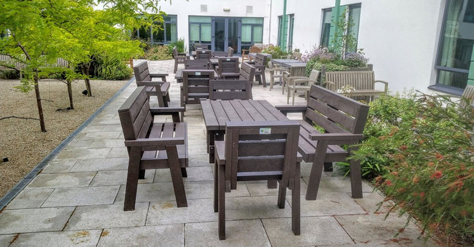 Dementia Friendly Garden Furniture