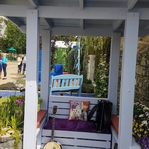 Dementia Friendly Garden at Bloom 2017